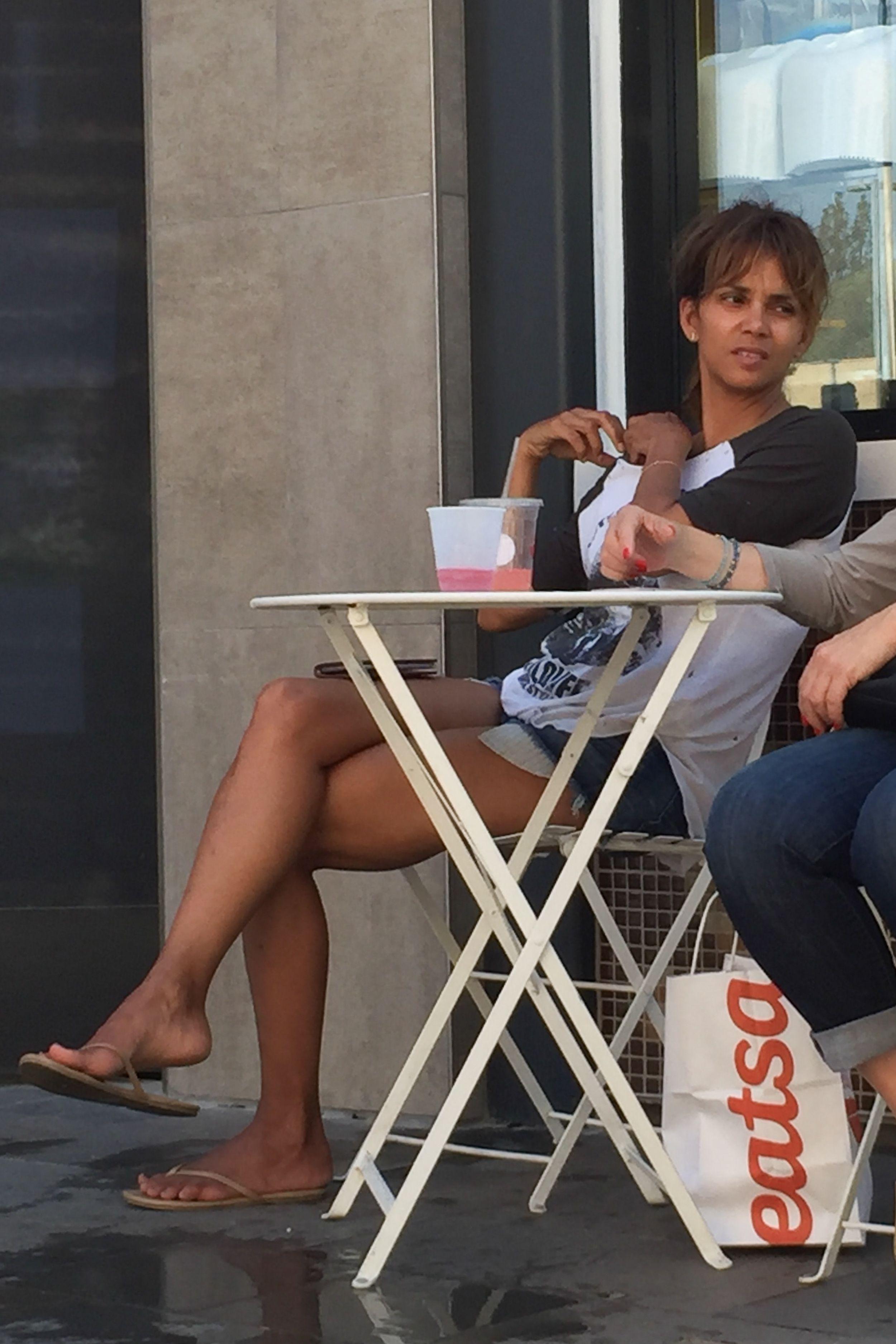 Feet Halle Berry nude photos 2019