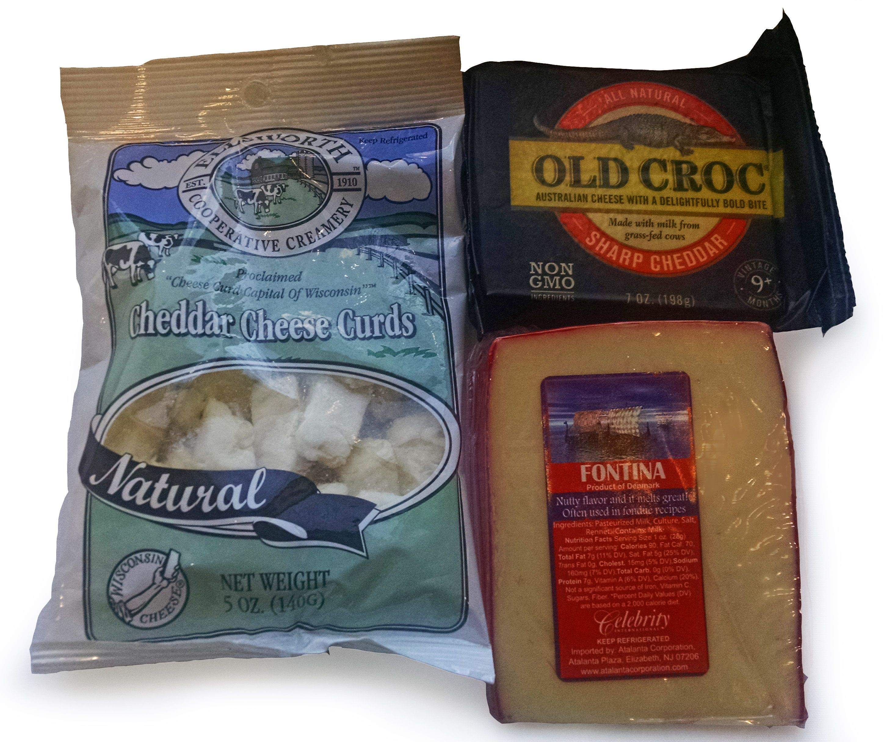 Ring in the new year with a new Cheese of the Month subscription