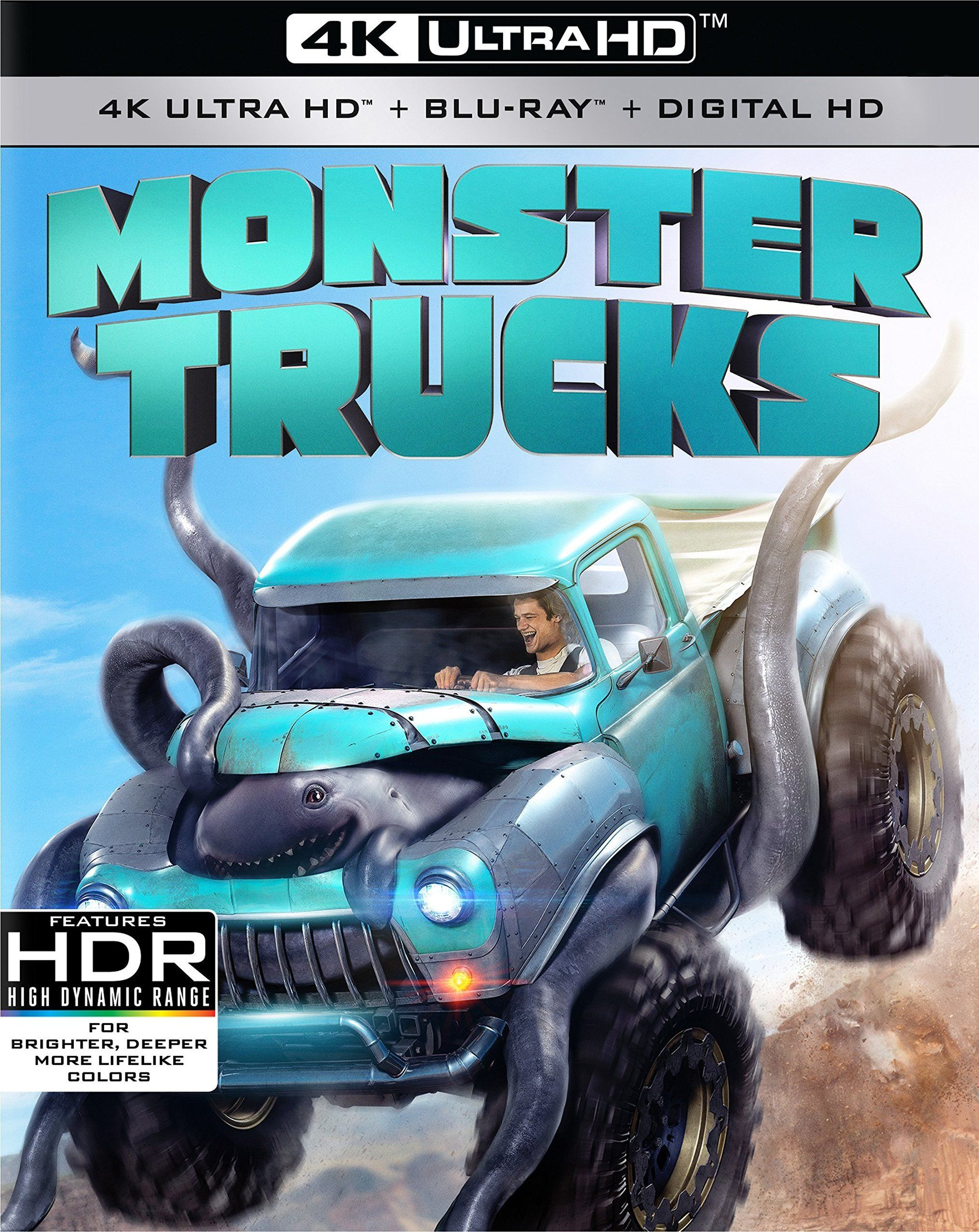 Monster Trucks Ultra Hd Blu Ray Hd Movie Source