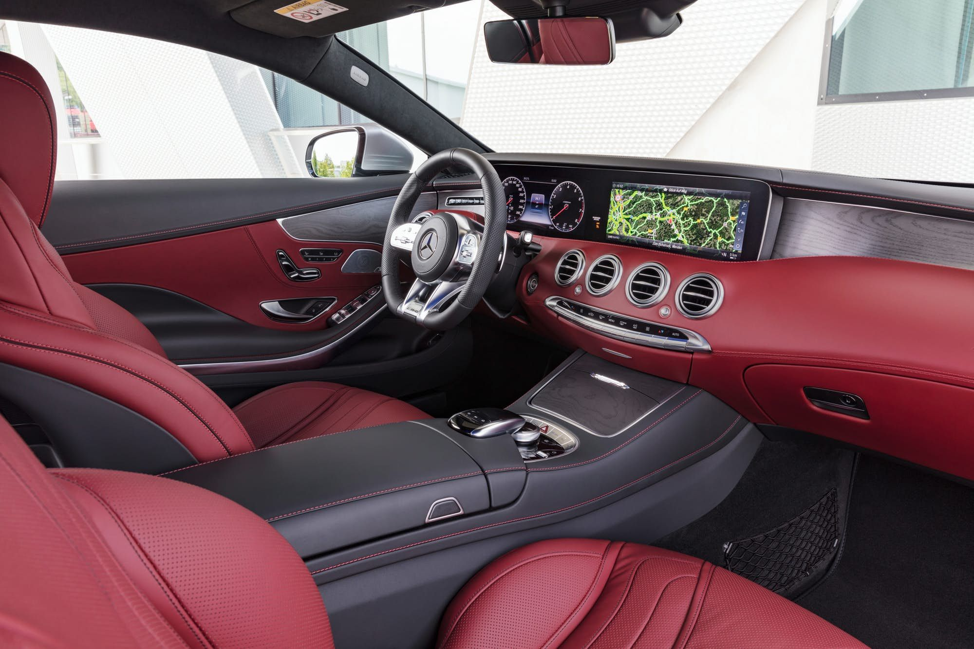 Behind the wheel of the new Mercedes-Benz S-Class Cabriolet | cars ...