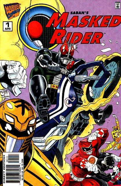 Mighty morphin power rangers: comic