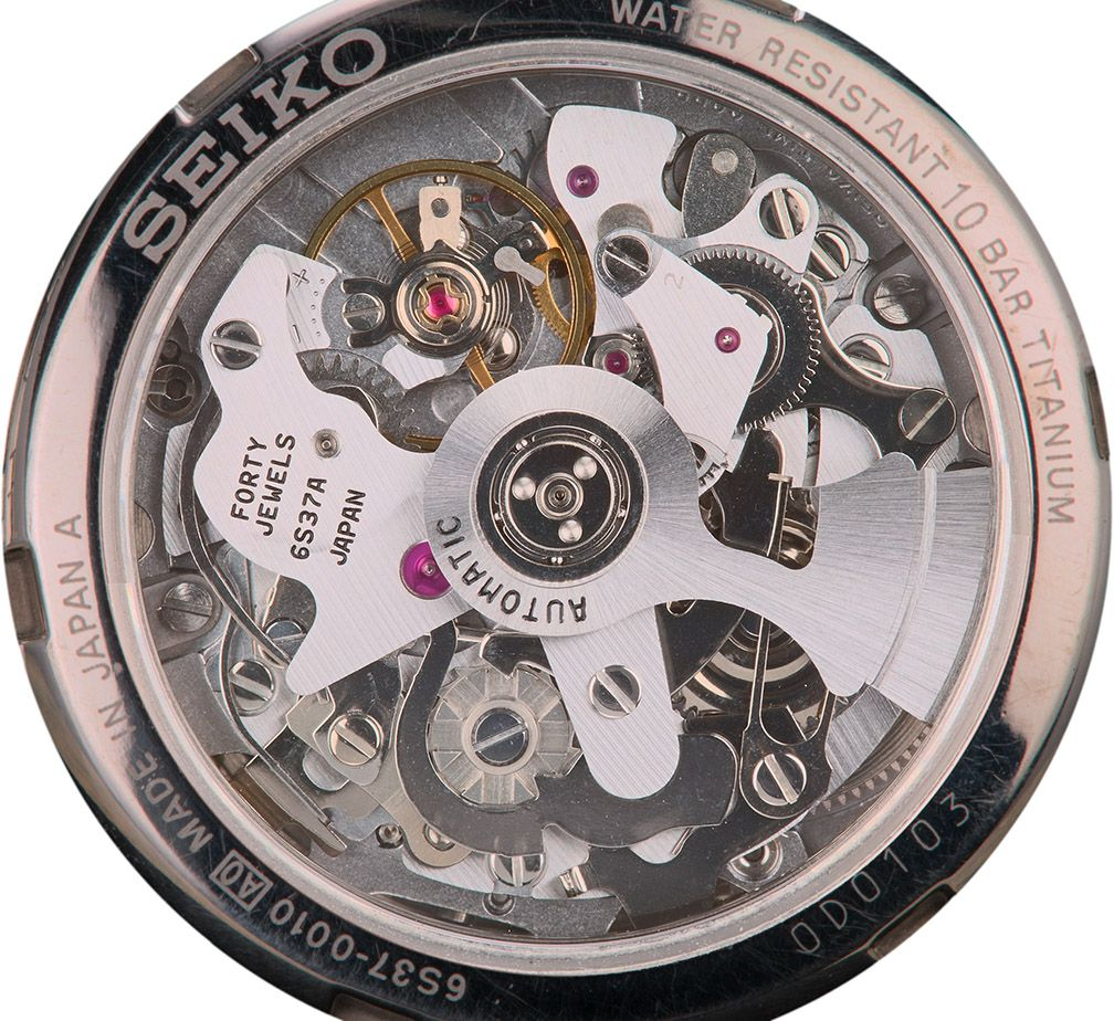 SEIKO 6S37 Movement
