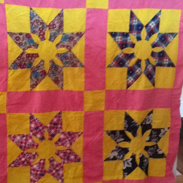 Full-sized quilt top. Excellent condition. Found in Nashville, Tn ... : quilt shops in nashville tn - Adamdwight.com