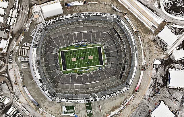Super Bowl XLVIII Scenes from New York, New Jersey - Photos - SI.com -