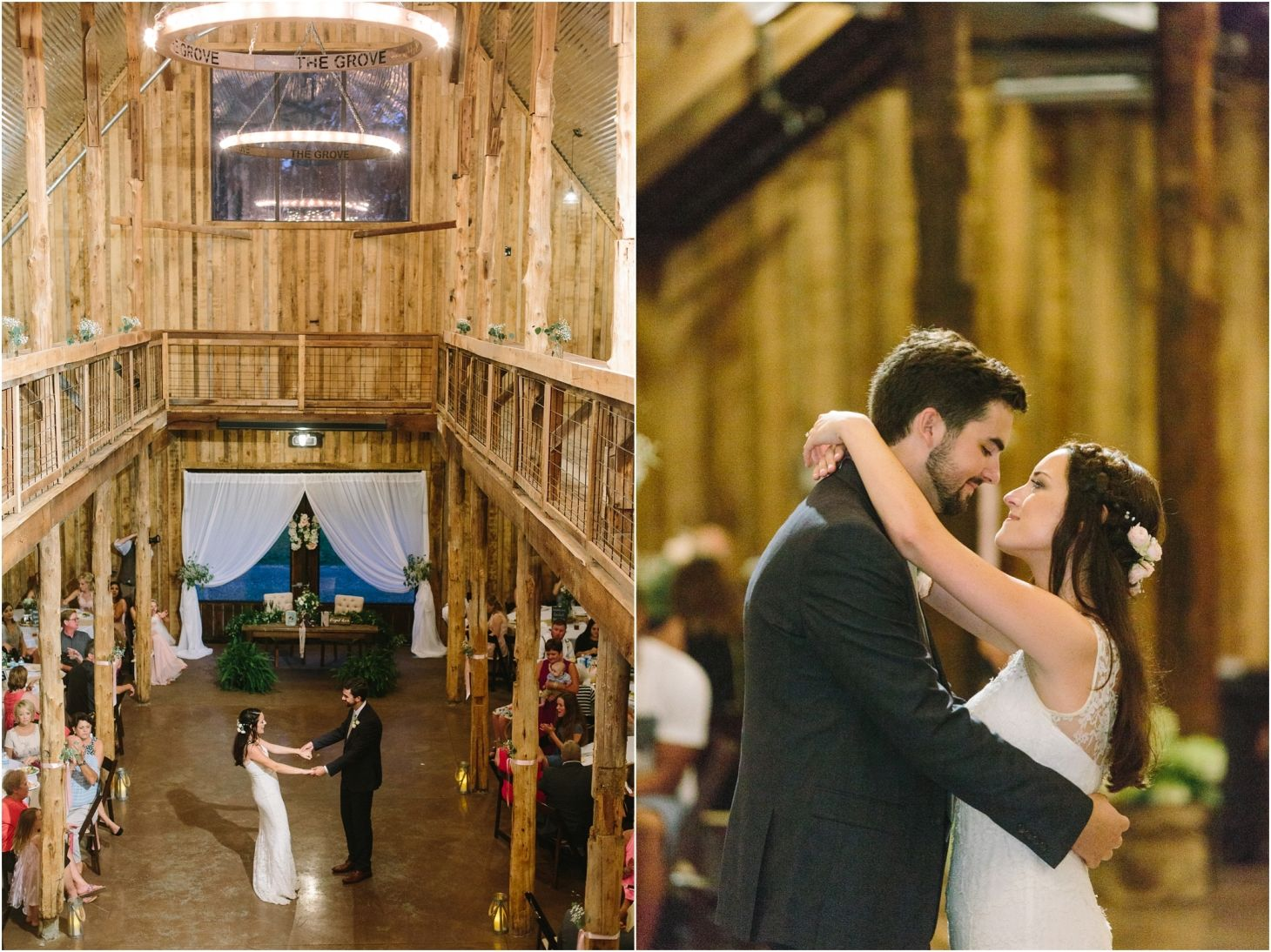A Wedding At The Grove Williamson Place In Murfreesboro Tennessee Farm And Barn Venue Near Nashville