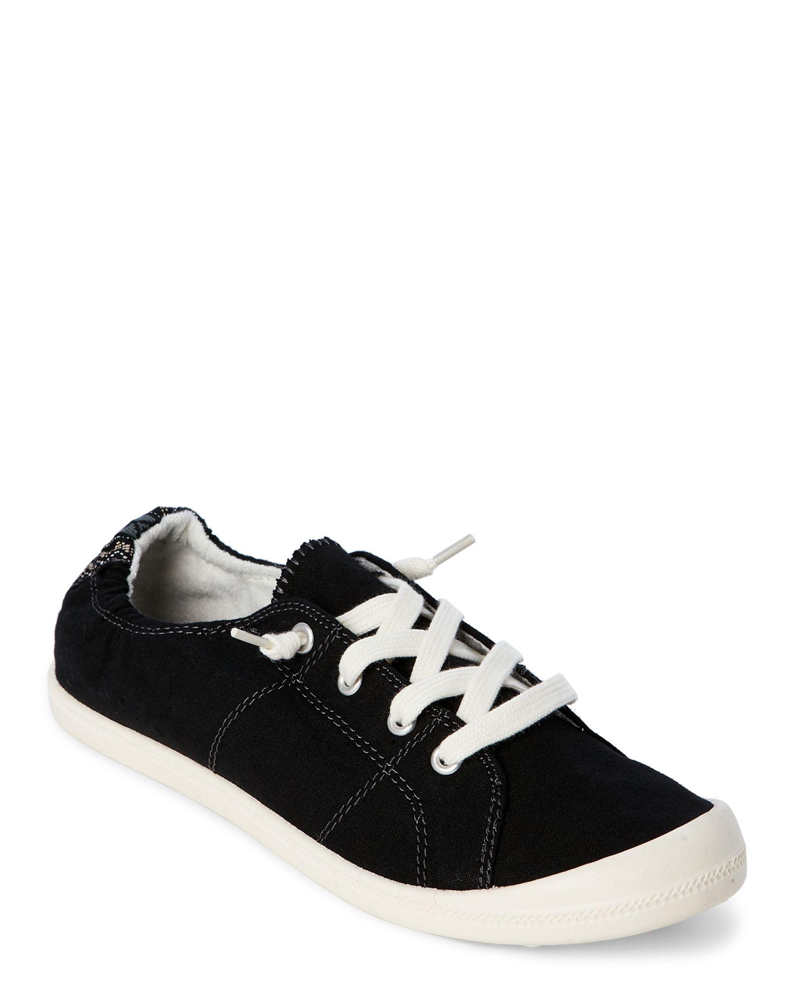 Black Bailey Slip-On Sneakers | Slip on