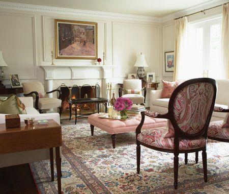 Captivating Elegant Living Room