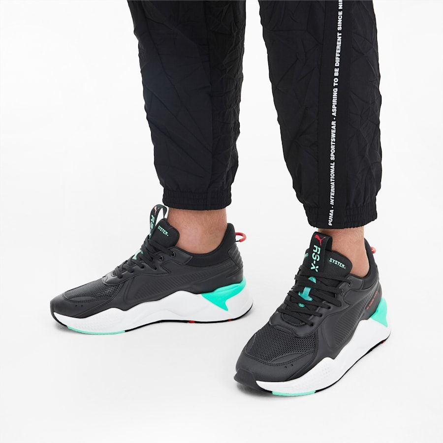 PUMA Rs-X Master Trainers in Black/White size 10.5 ...