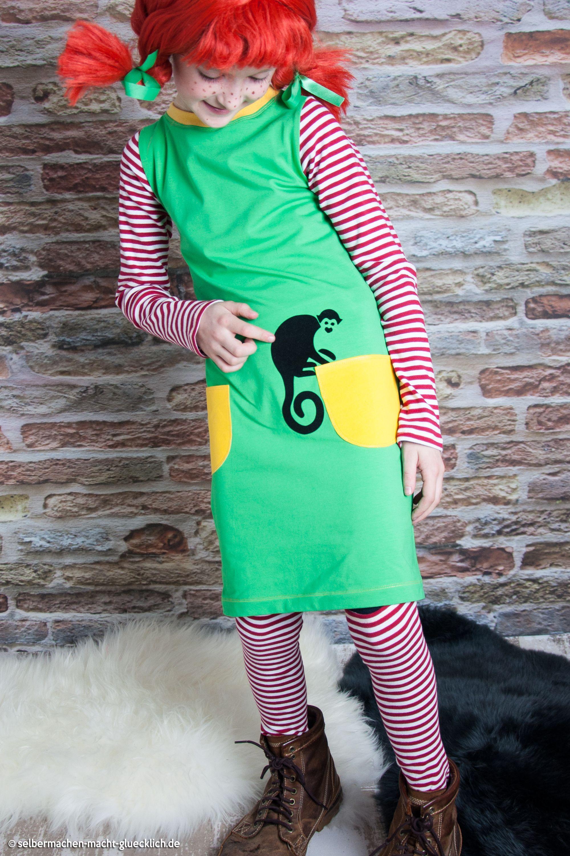 Werbunghey Pippi Langstrumpf Verkleidung