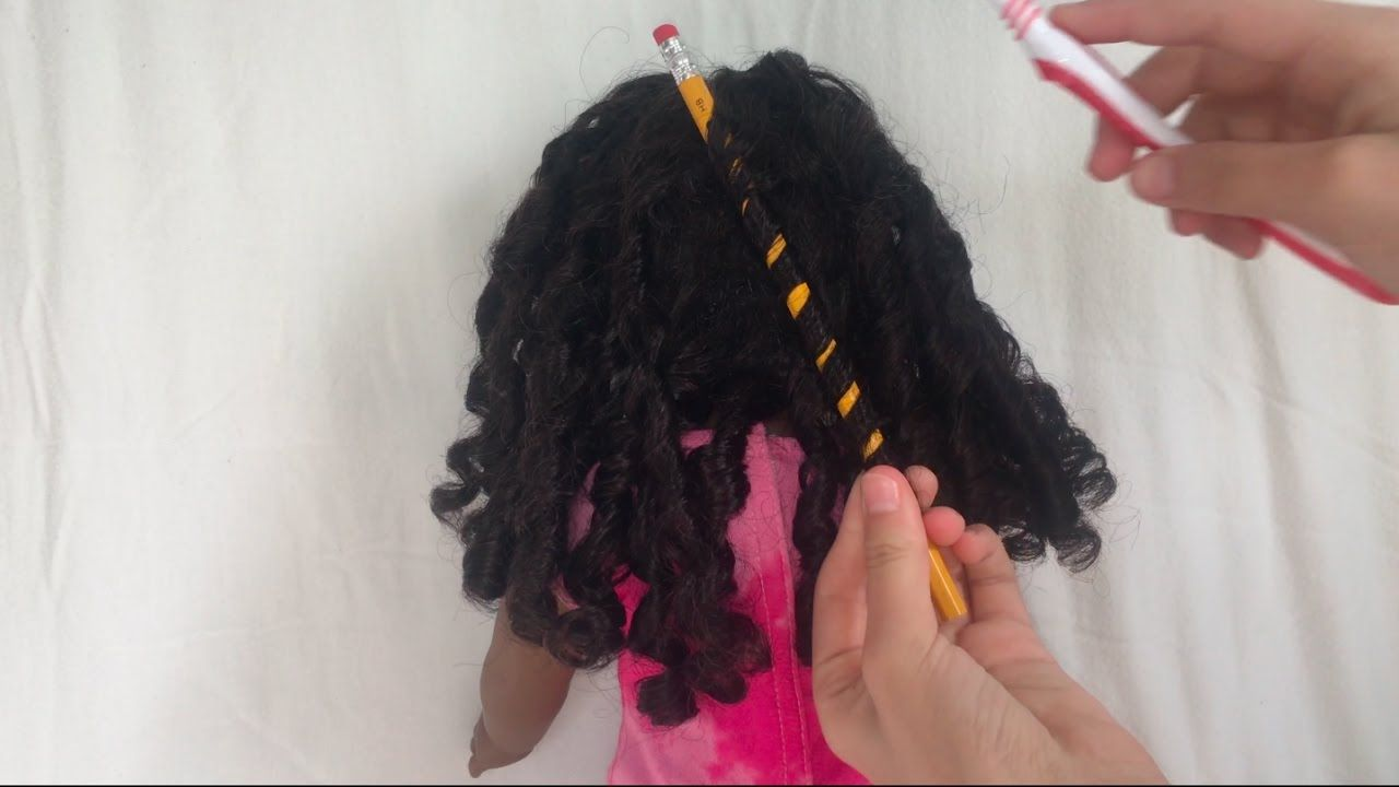 21++ Hairstyles for dolls with curly hair ideas in 2021