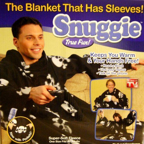SNUGGIE SKULL AND CROSSBONES - NEW FOR 2010 | Random Places | Pinterest