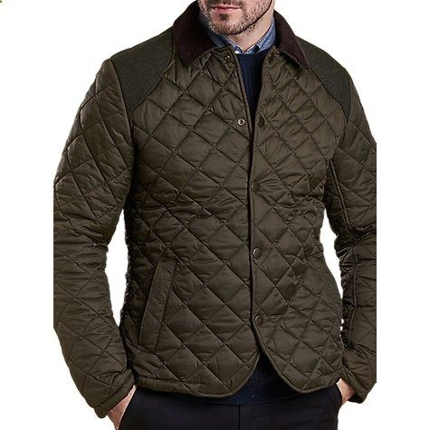 Buy Barbour Land Rover Defender Mulbarton Quilted Jacket Online At