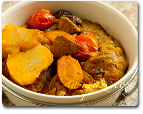 Tas kabab persian meat stew with vegetables and dried prunes tas kabab persian meat stew with vegetables and dried prunes slow cooked and served with good fresh flat bread forumfinder Choice Image