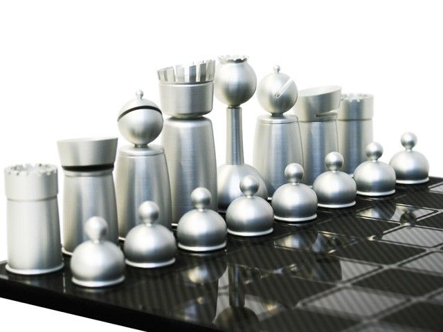 projects ideas metal chess pieces. 20  Aesthetic Chess Set Designs Family Board Games The Game