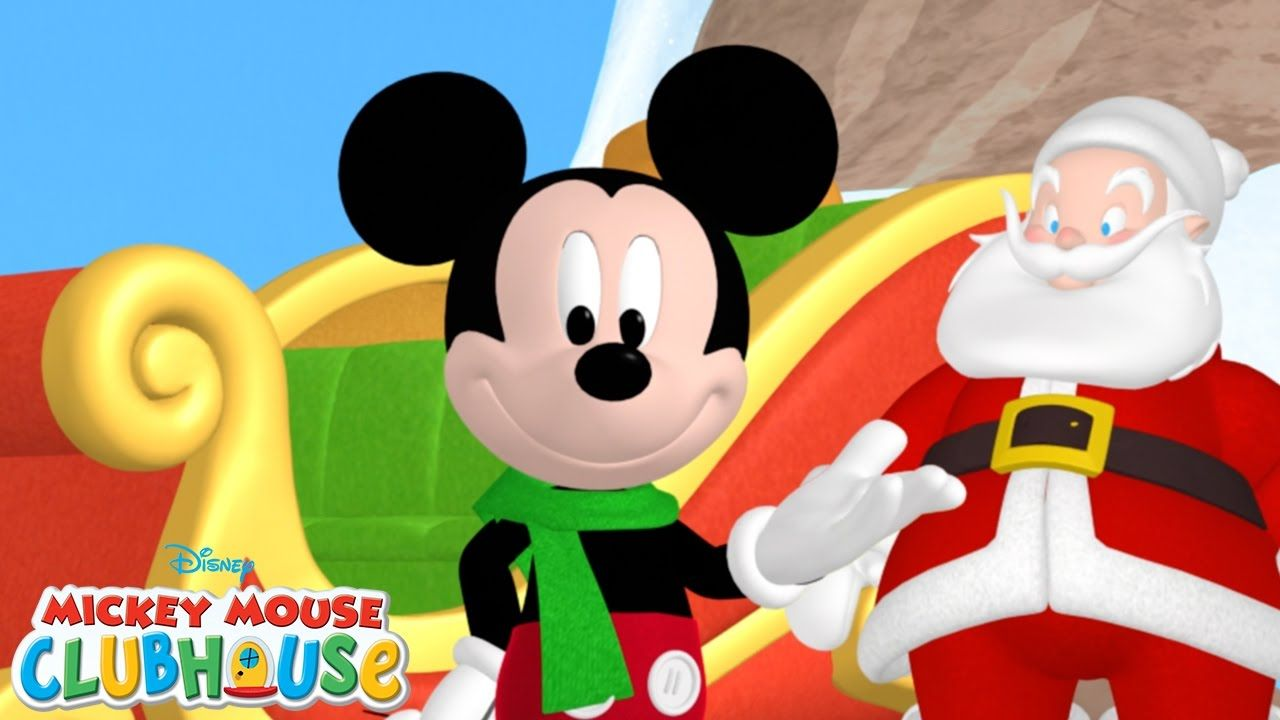 Mickey Saves Santa | Full Episode | Mickey Mouse Clubhouse ...