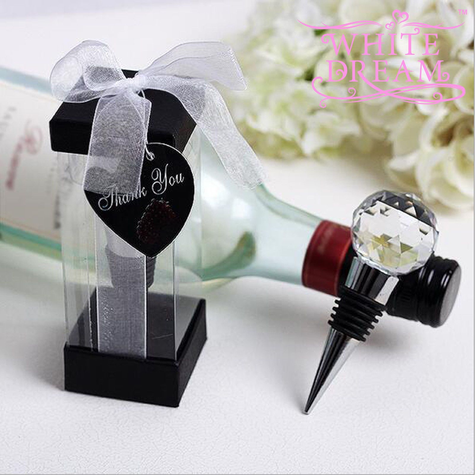 Awesome Bottle Stoppers Wedding Favors Motif - The Wedding Ideas ...