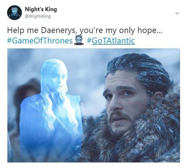 6c1b7cd45ede256edd62953401db8950 33 hilarious 'game of thrones' memes from season 7, episode 6