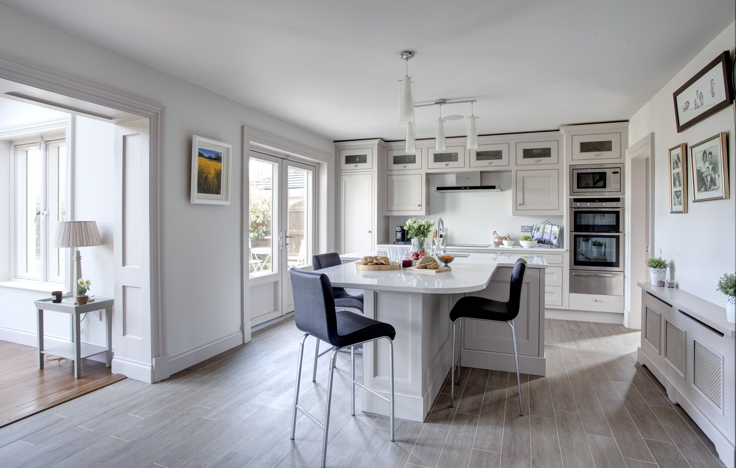 Like The T Shaped Island Kitchen In 2019 Kitchen