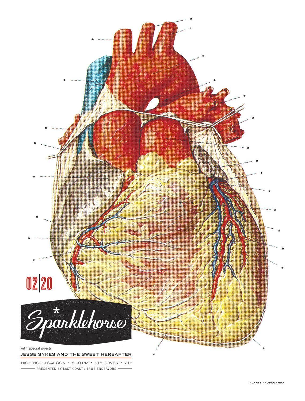 Sparklehorse | poster design | Pinterest | Madison wisconsin