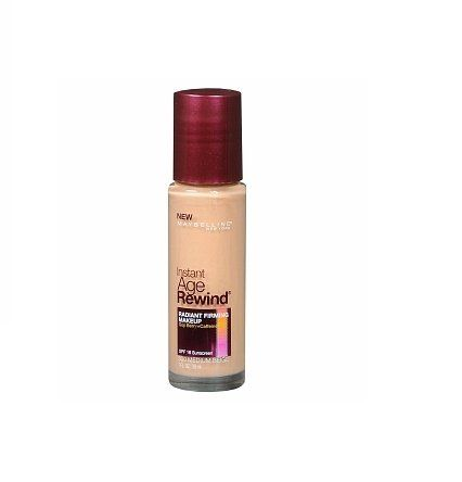 Maybelline New York Instant Age Rewind Radiant Firming Makeup Creamy Natural 200 1 Fluid Ounce Age Rewind No Foundation Makeup Maybelline Instant Age Rewind