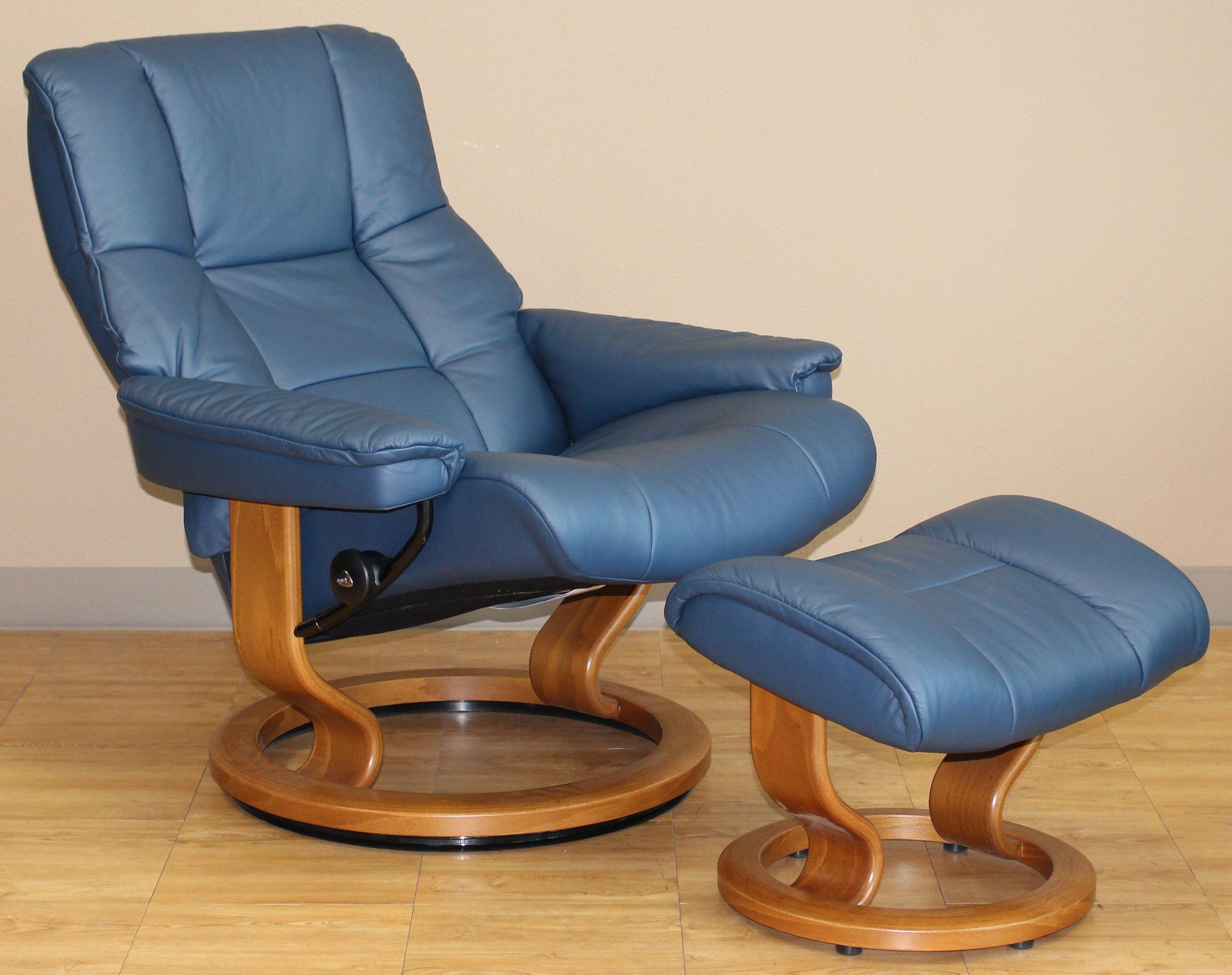 Blau Leder Stuhl | Stühle | Pinterest
