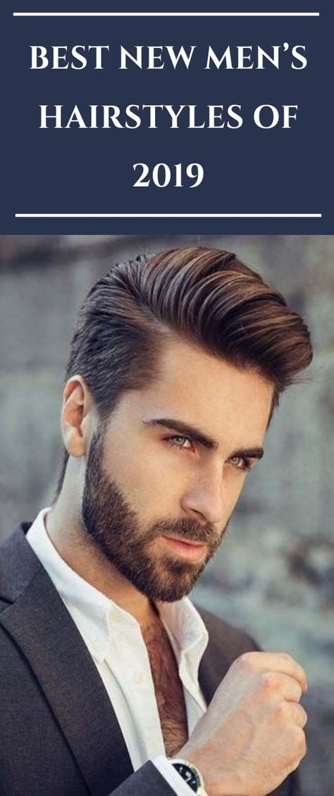Here The Best New Men S Hairstyles Of 2019 Hair Haircut