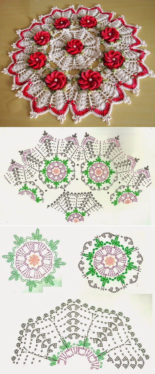 堆糖-美好生活研究所 - Salvabrani | Ganchillo | Pinterest | Crochet ...
