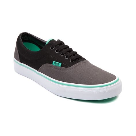 fb2b0663d8 Shop for Vans Era Skate Shoe in Gray Black Biscay at Journeys Shoes. These  could