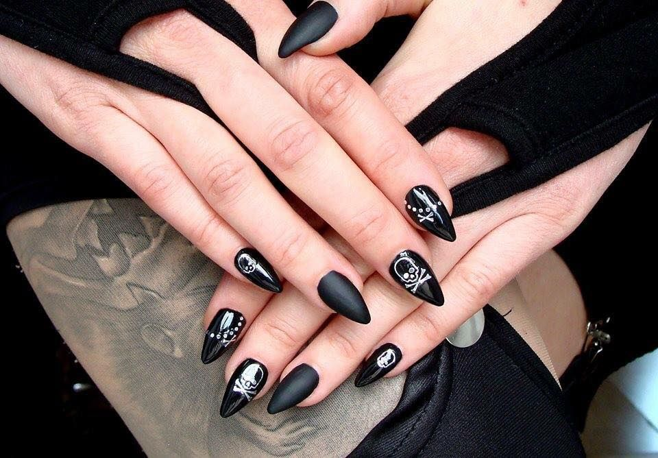 Ig D Extry Tumblr Diamcnds Pinterest Uhdextry Edgy Nails Pretty Nails Glitter Almond Shaped Nails Designs