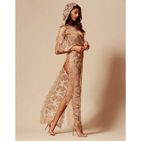 Gayle Gown In Gold  6b23816b9