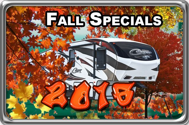 Find all your Fall Specials Here Check out this Board