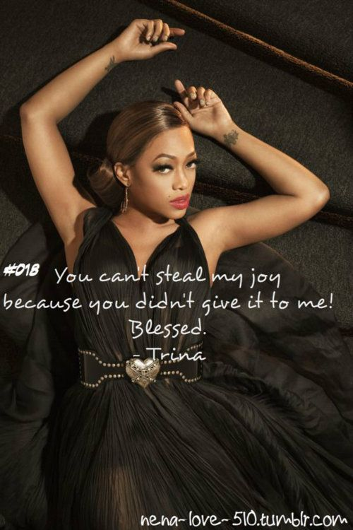 Trina Quotes Pin by Katherine Pugh on Women Run the world | Rapper, Trina  Trina Quotes