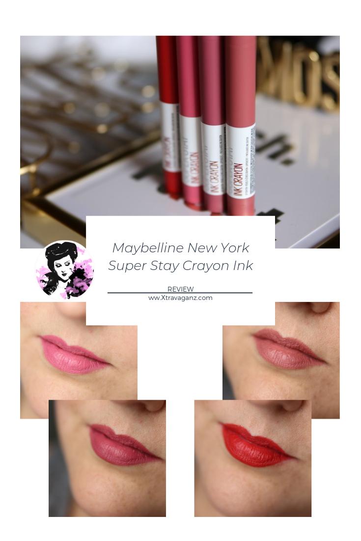 [Review] Maybelline Produktneuheiten Super Stay Ink