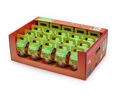 Vitapep snack & grow me packaging