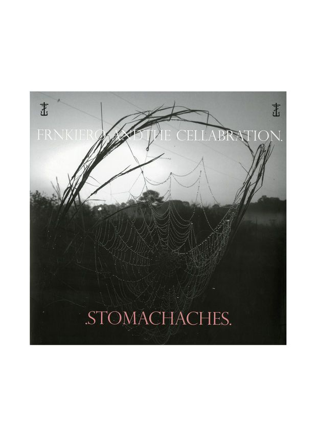 Frnkiero Andthe Cellabration Stomachaches Vinyl Lp Hot Topic Exclusive My Chemical Romance Hot Topic Stomach Ache