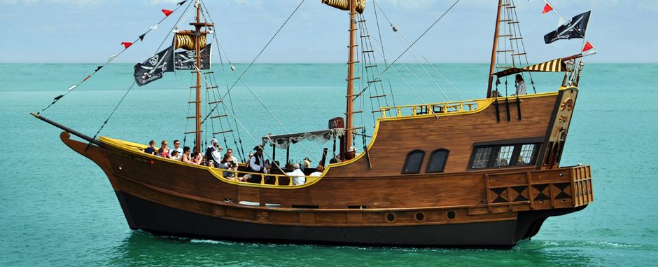 pirate ship cruise at johns pass royal conquest madeira beach fan of fiction pinterest. Black Bedroom Furniture Sets. Home Design Ideas