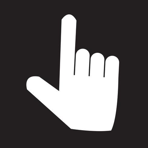 Pointer Icon Symbol Sign Vector Icons Free Free Vector Illustration Symbols