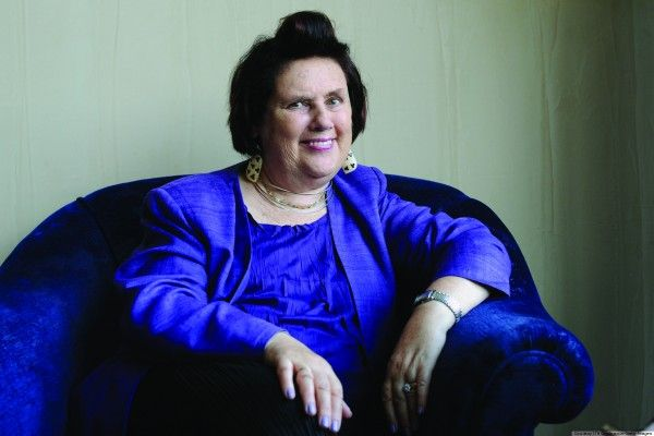 7 Fashion Editors You Need to Know: SUZY MENKES
