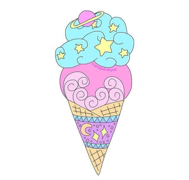Cute Ice Cream Wallpapers: Tumblr, Tumblr Stickers, Overlays Tumblr