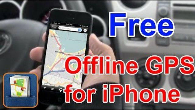 Best offline GPS navigation app for iPhone (FREE Download