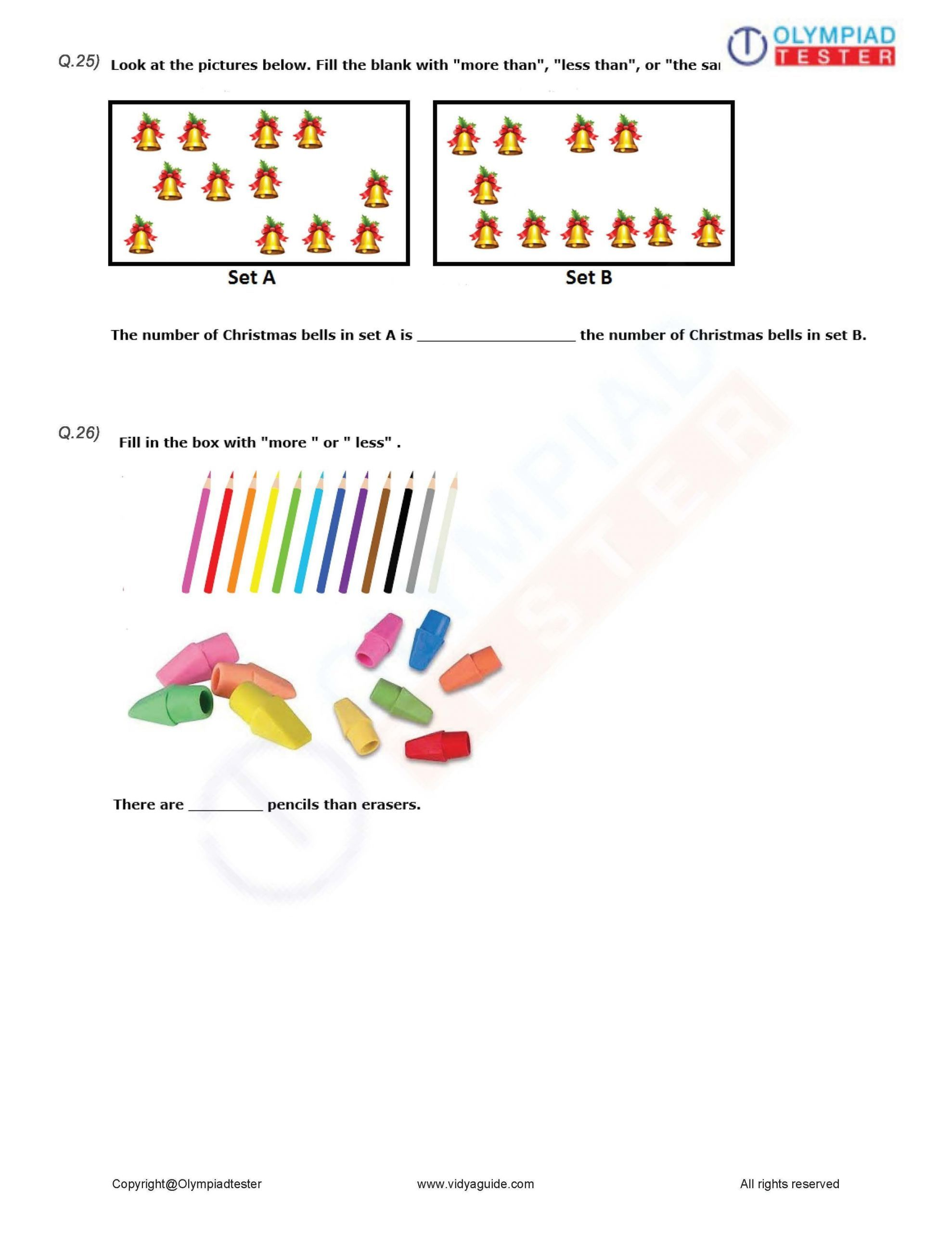 3 Free Math Worksheets First Grade 1 Number Patterns