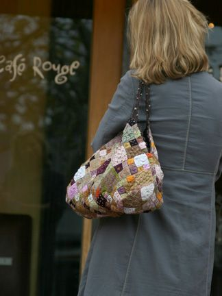 Sophie Digard Manouche Tote in Multi
