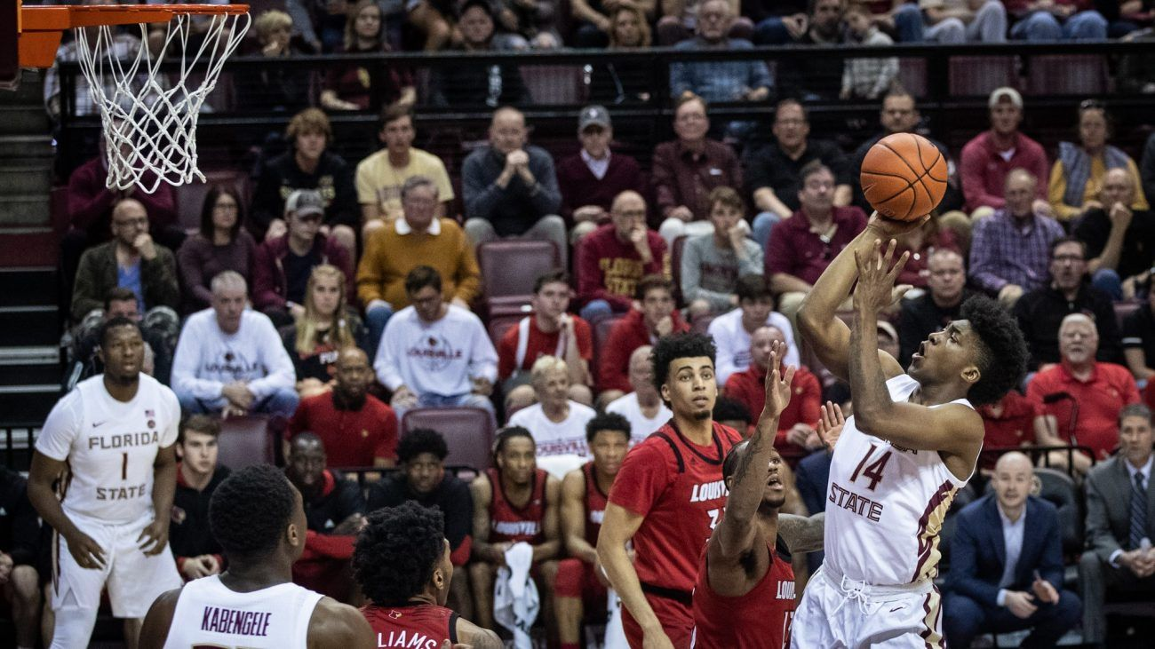 FSU Hoops Remembering the Seniors Student athlete