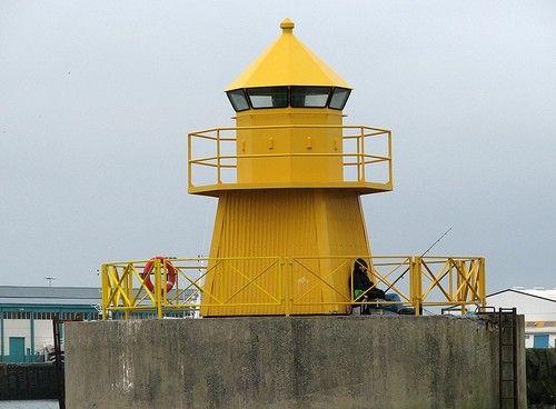 Lighthouses of Western Iceland
