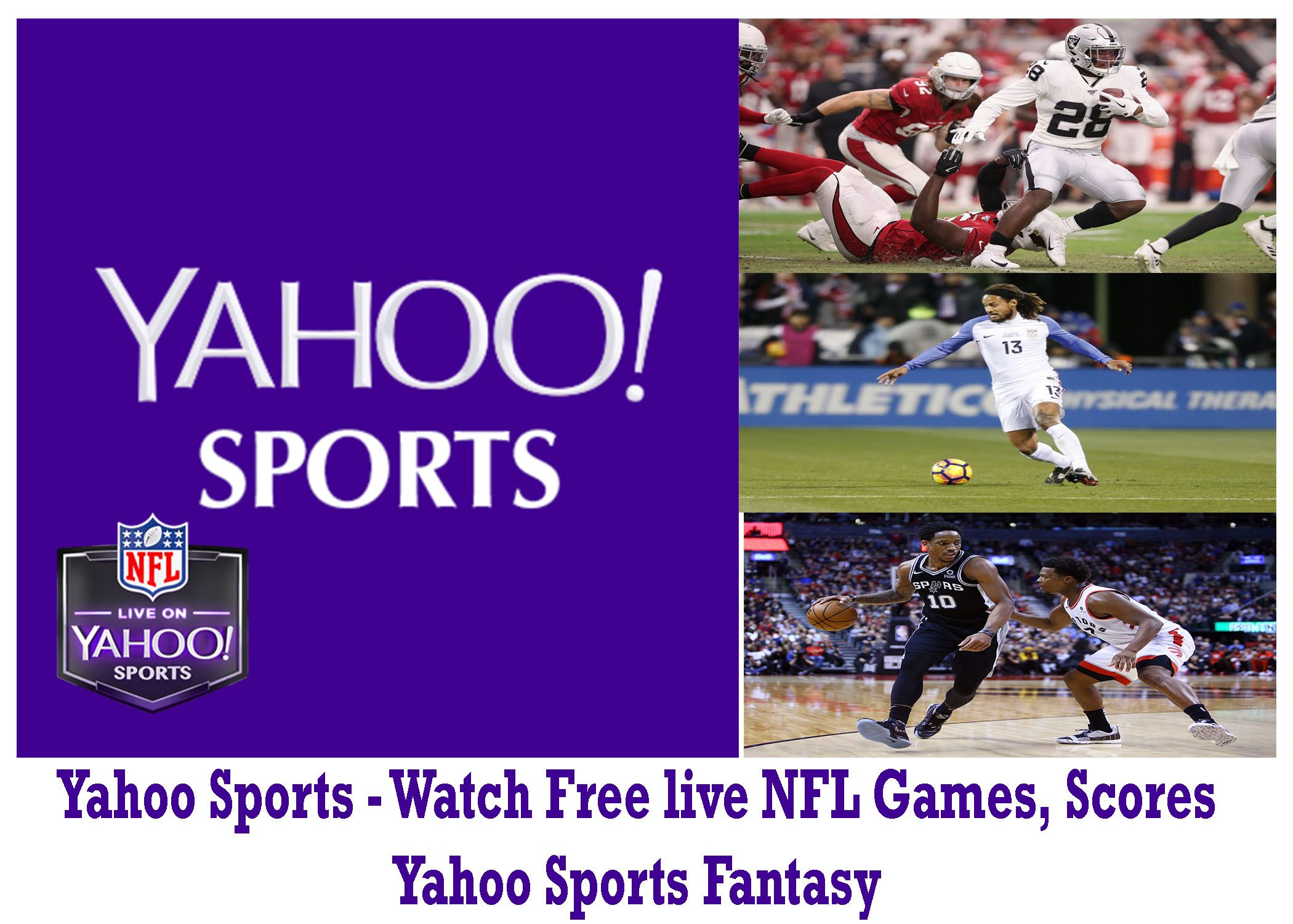Yahoo Sports Watch Free live NFL Games, Scores Live nfl