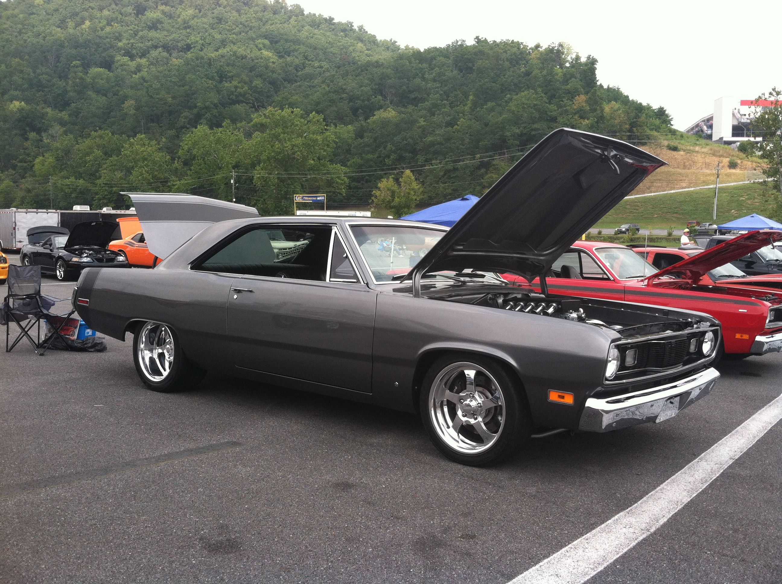 Custom scamp | Mopar muscle cars, Plymouth scamp, Mopar cars