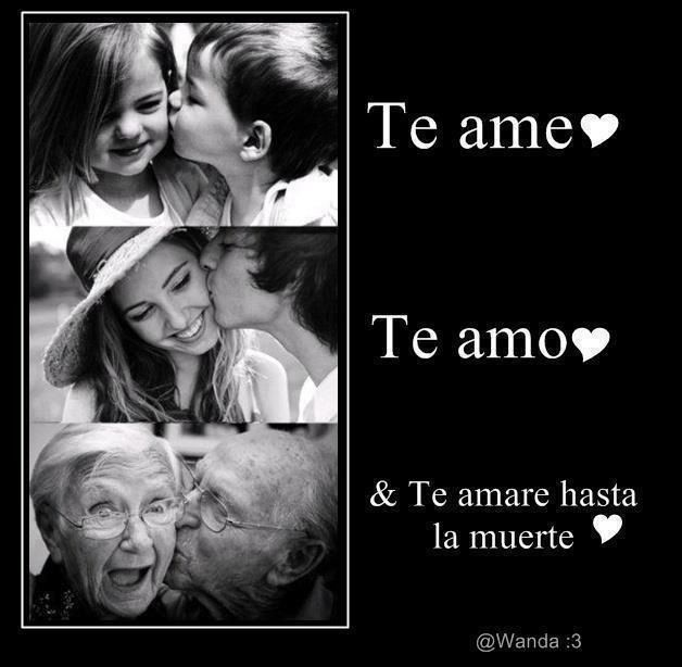 I loved you, I love you and I will love you <3