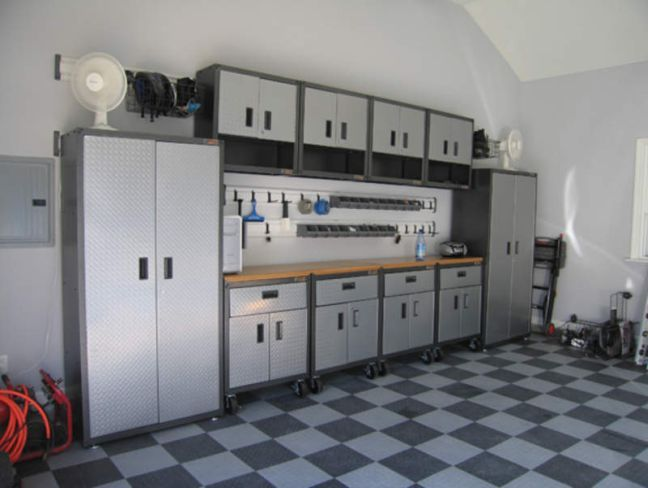 Garage Cabinets Lowes Garage Wall Cabinets Wall Storage