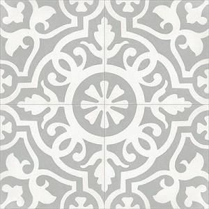 mission amalia b encaustic cement tile 8 x8 wilder kitchen mud room pinterest salle de. Black Bedroom Furniture Sets. Home Design Ideas