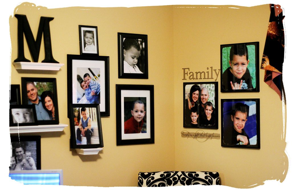 ideas for photo display